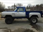 1978 DODGE pickups Dodge Other Pickups 4X4